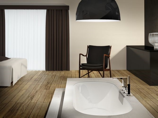 Comment puis-je intégrer une salle de bains dans une chambre?