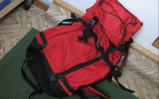 Quel type de sac à dos choisir pour une randonnée de 3 jours?