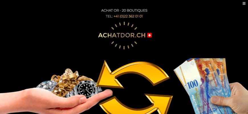 Où acheter des pièces d'or en Suisse ?